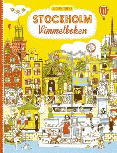 Stockholm – Vimmelboken