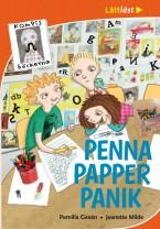 Kompisböckerna: Penna, papper, panik