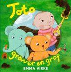 Toto gräver en grop