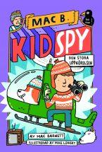 Kid Spy: Den stora uppgörelsen