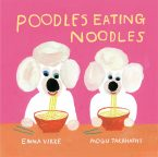 Poodles Eating Noodles